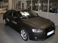"Total-covering ""AUDI A5""."