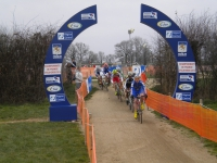 Championnat de France de cyclo-cross 2014.