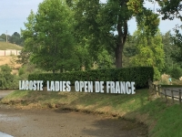 LACOSTE LADIES OPEN DE FRANCE