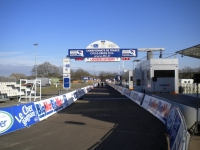 Championnats de France de cyclo-cross.