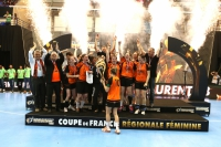 Coupe de France de handball 2015