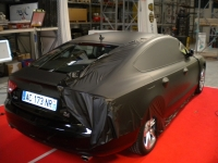 Total covering AUDI A5