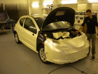Total covering  PEUGEOT 207